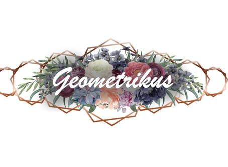 Geometrikus esküvői stílus