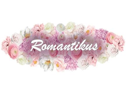 Romantikus esküvői stílus