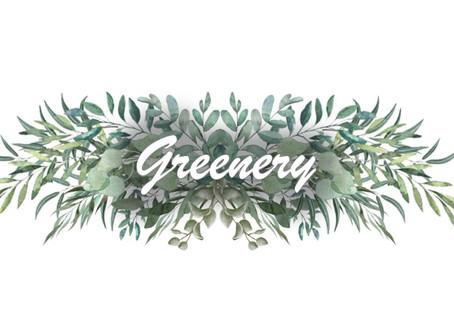 Greenery esküvő