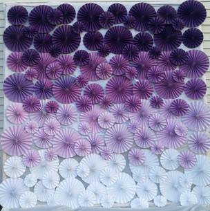 lila és fehér fotóháttér