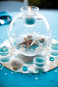 kagyló dekoráció
