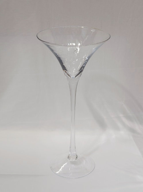 Martini váza (nagyobb fejű)