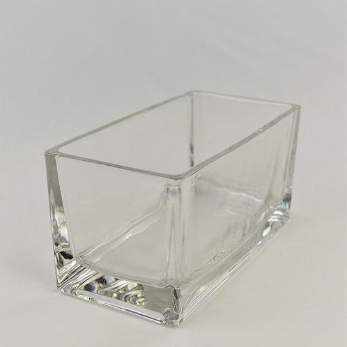 Téglatest alakú váza