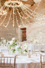 fényfüzér esküvőre