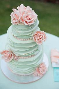 rózsaszín menta torta