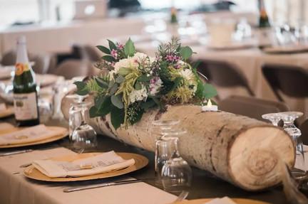 farönk asztaldekor