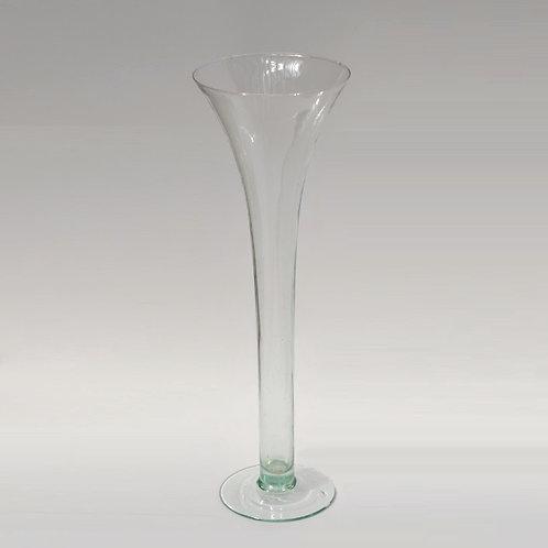Tölcsér váza 40cm magas