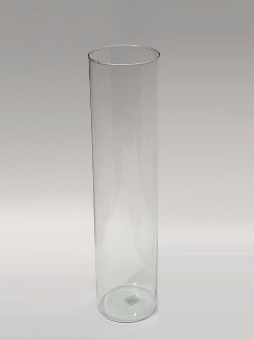 Nagy henger váza 50cm magas