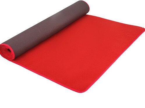 Vörös bevonuló szőnyeg 10m x 120cm
