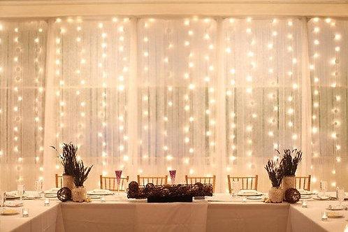 fényháttér esküvői