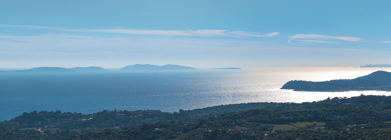 Ile du Levant, Port-Cros, Cavalaire sur Mer