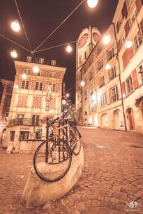 Neuchâtel sous ses lumières d'apparat