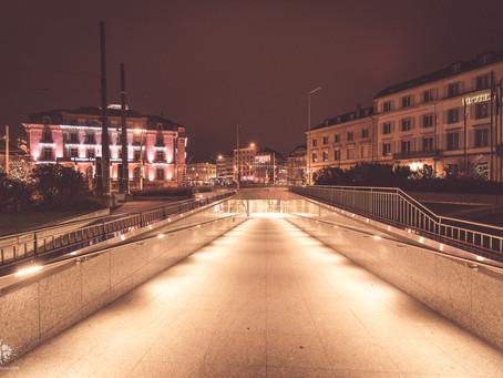 Neuchâtel s'illumine