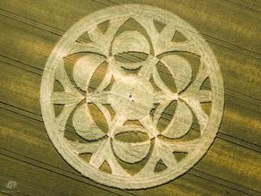 Crop Circle - Büren an der Aare
