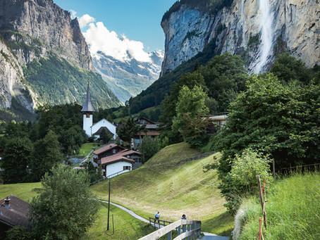 Lauterbrunnen - Jungfraujoch
