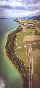 Rive Nord du Lac de Neuchâtel