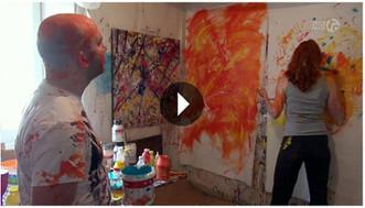 Canal Alpha en initiation peinture