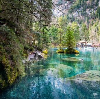 Blausee - Kandergrund