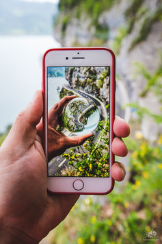 Lensball - Iphone