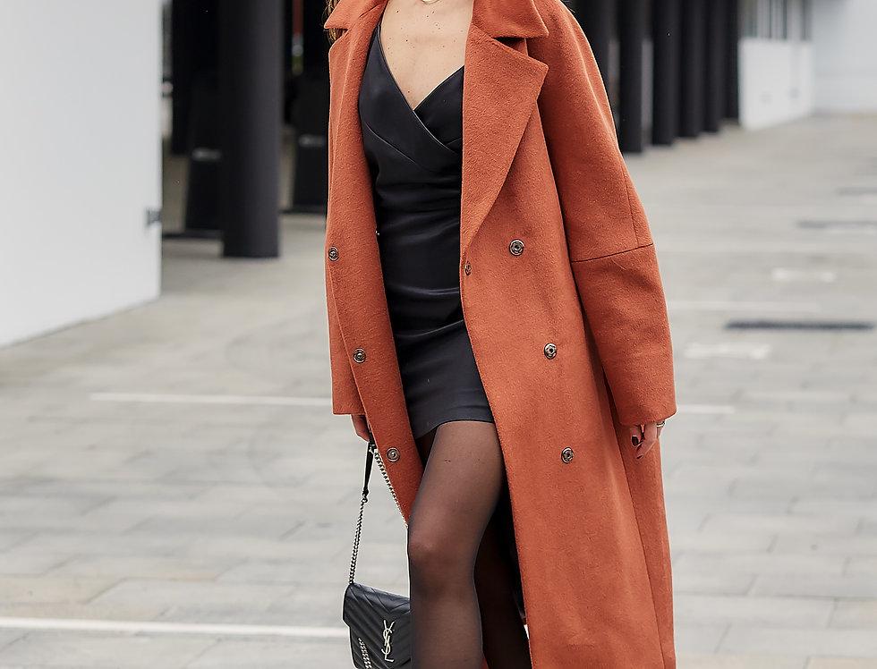 Coat EMILY marmalade
