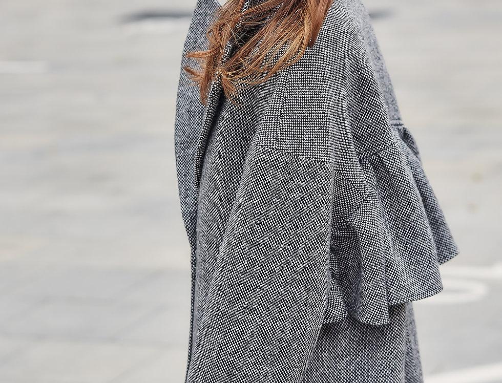 Coat ARABELLA grey