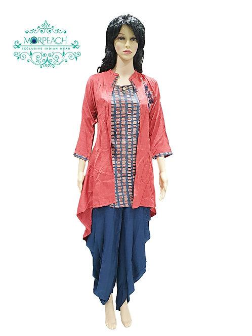 Jacket Style Dhoti