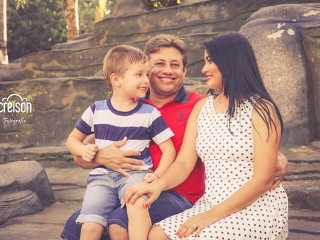 Book Família | Suellenn + Marcos = Endrio