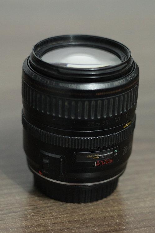 Lente Canon Zoom EF 28-105mm f/3,5-4,5 AF USM