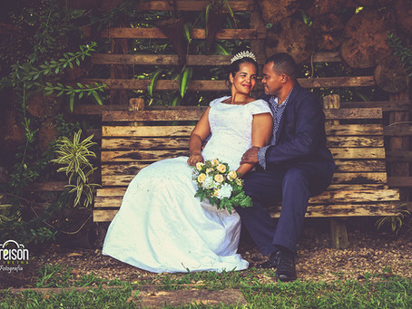 Wedding Street de Ivone e Dijalma