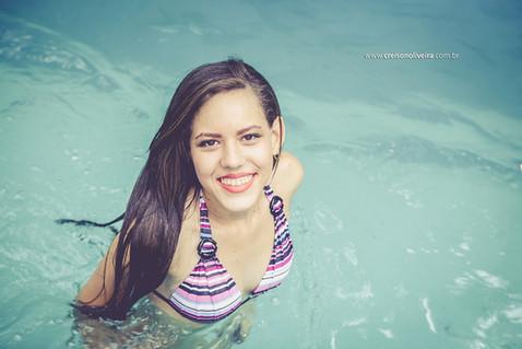 Aline Domingues | 15 anos