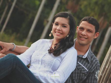 Pré-Casamento de Ruth e Natanael