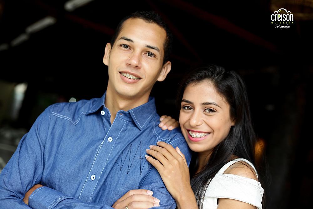 Raquel e Eleone