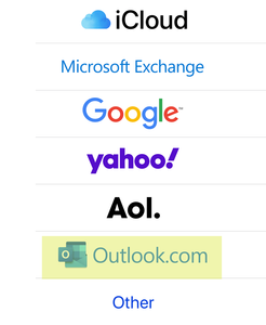 Sync Outlook