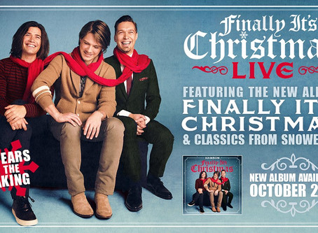 Munger locks in Hanson as Walmart's Cyber Monday featured artist with their new Christmas album