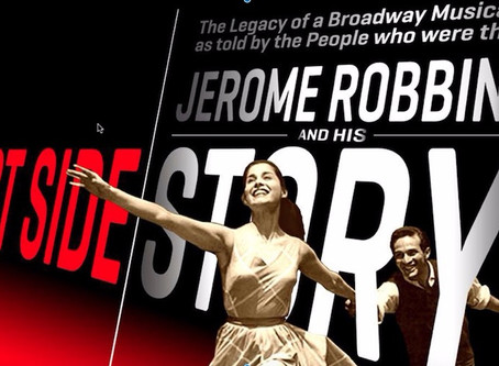 Jerome Robbins and His West Side Story-Munger steps in as an Executive Producer/Executive Music Prod