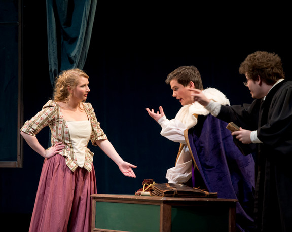 The Marriage of Figaro 2016