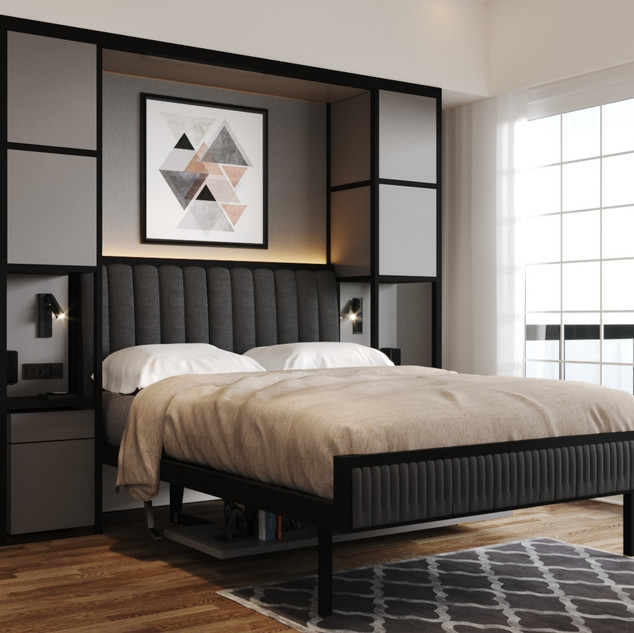 OCLO Design: Murphy bed edition in Nostalgia