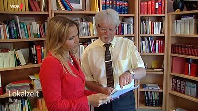 Rechtsanwal für Reiserecht, Westdeutscher Rundfunk