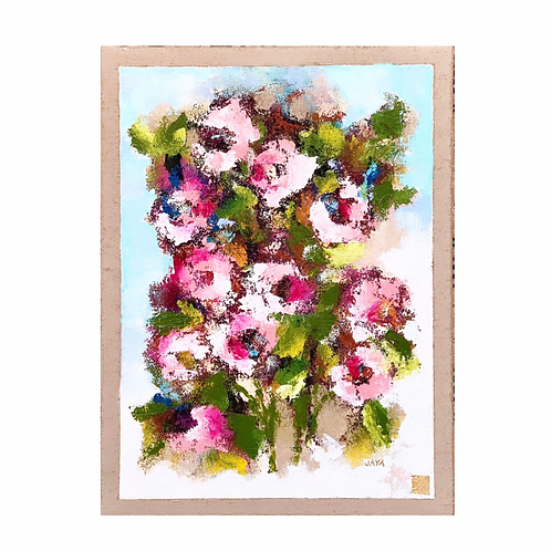 """Spring Blossoms"" 18""x24"
