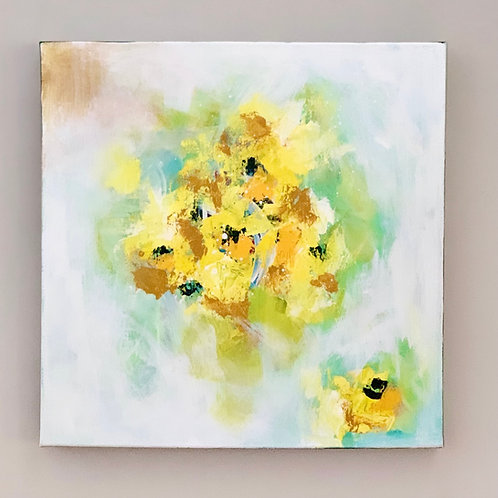 """You Are My Sunshine 16""""x16"""""""