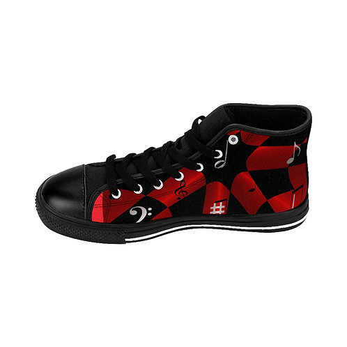 PRATCH Men's High-top Sneakers
