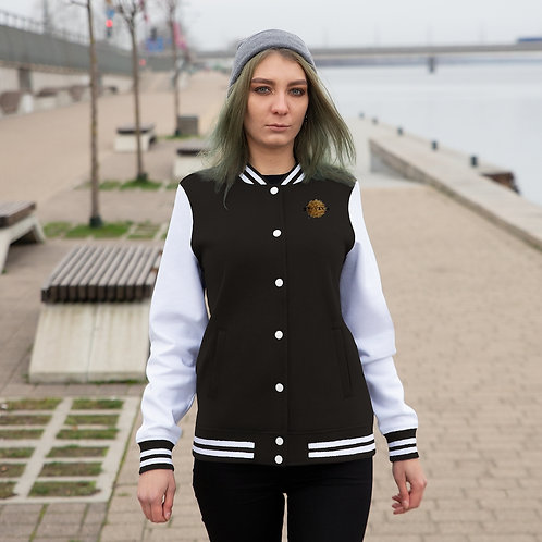 PRATCH Women's Varsity Jacket