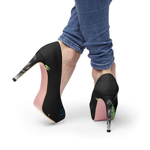 PRATCH Women's Platform Heels