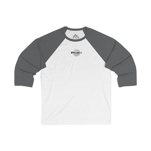 PRATCH Unisex 3/4 Sleeve Baseball Tee