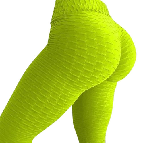 New Women Pants High Waist Anti-Cellulite Hiding Flex Leggings Workout  Leggings