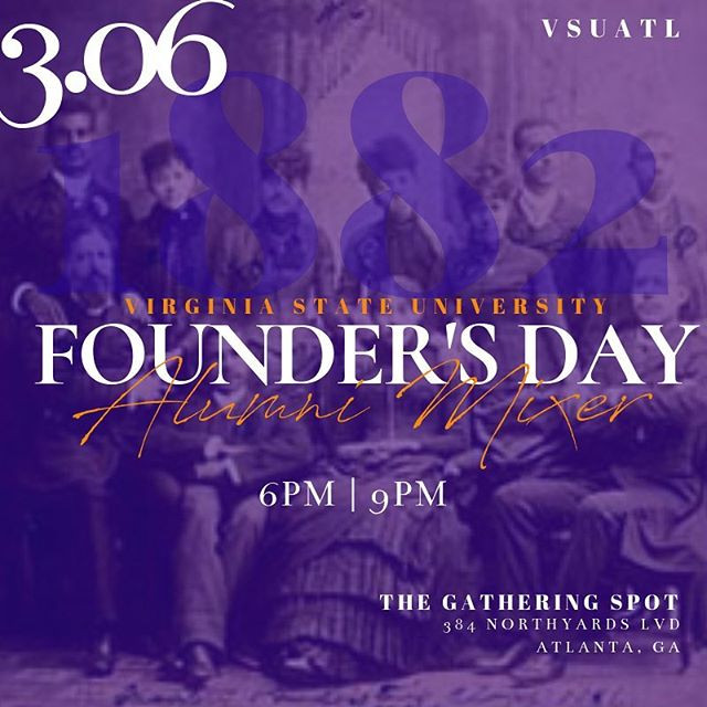 Let's celebrate VSU Founder's day #1882