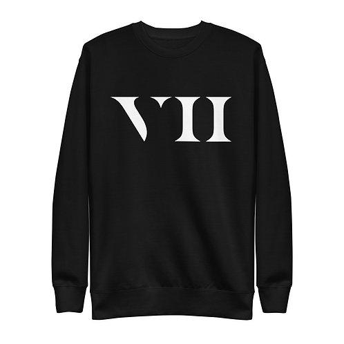 VII Anniversary Unisex Fleece Sweatshirt
