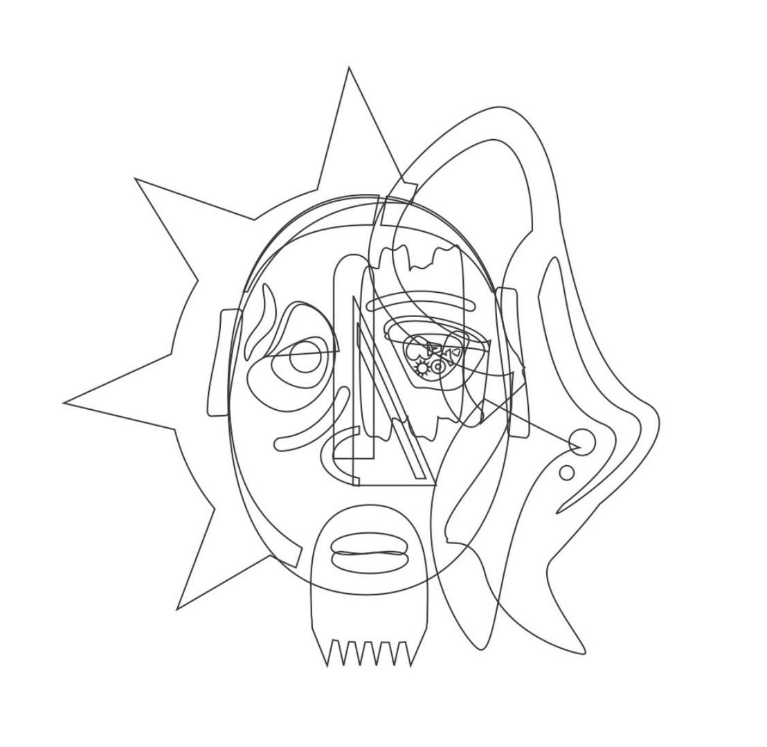 Papi Picasso Logo