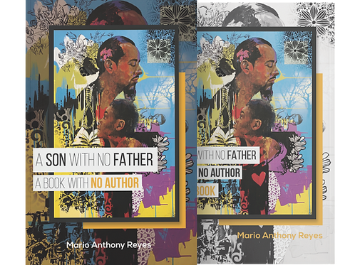 A SON WITH NO FATHER, A BOOK WITH NO AUTHOR BOOK & WORKBOOK