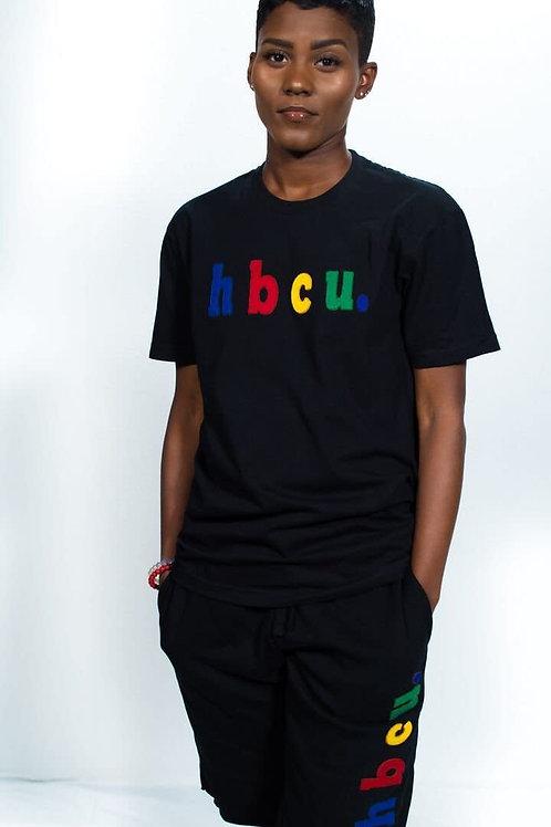 hbcu. Black T-Shirt